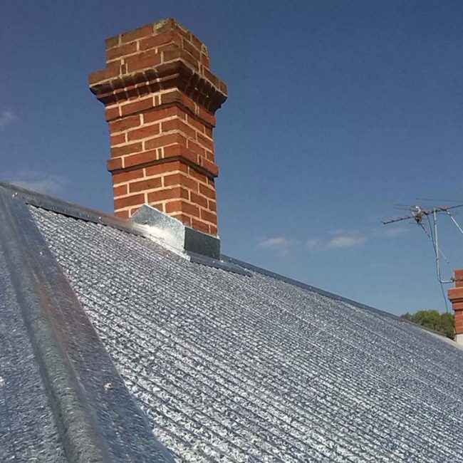 Chimney Roof Restoration