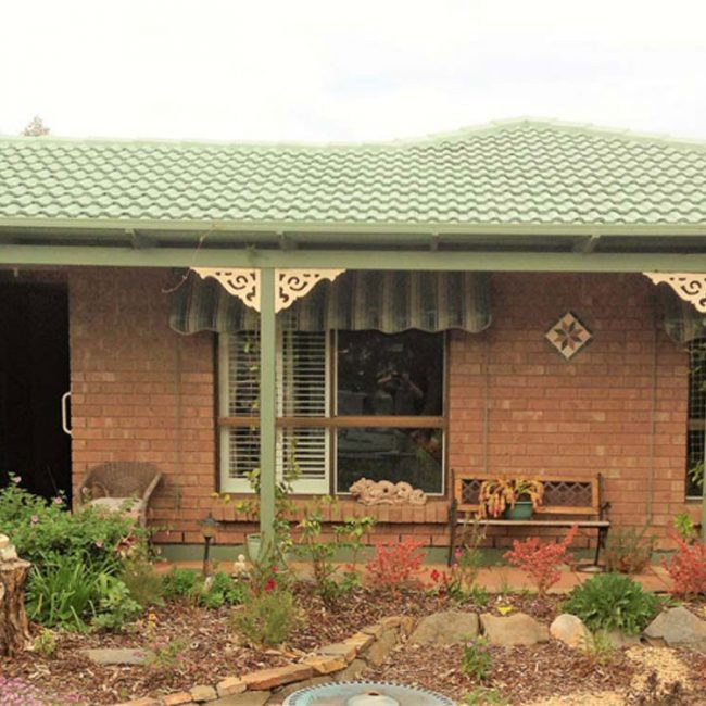Green Roof Tile Restoration