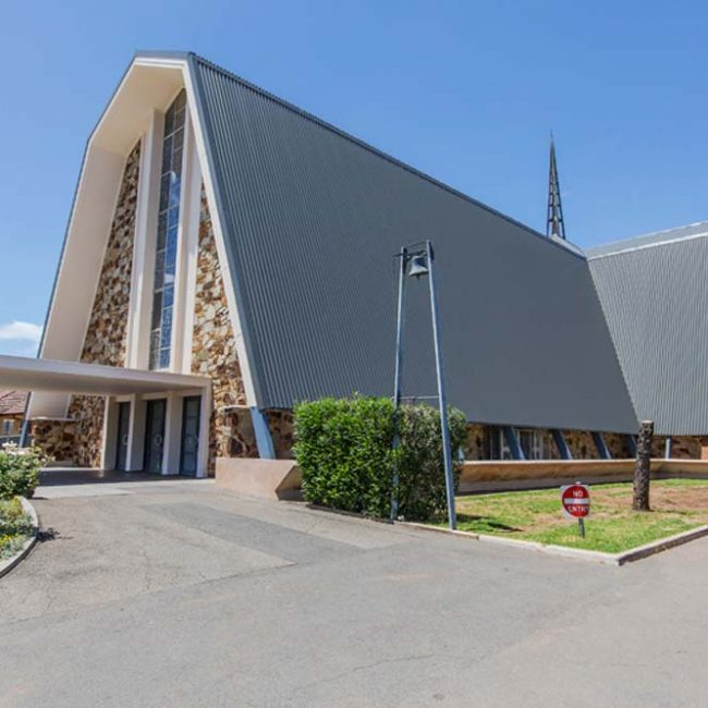 Hectorville Church commerical roof completed