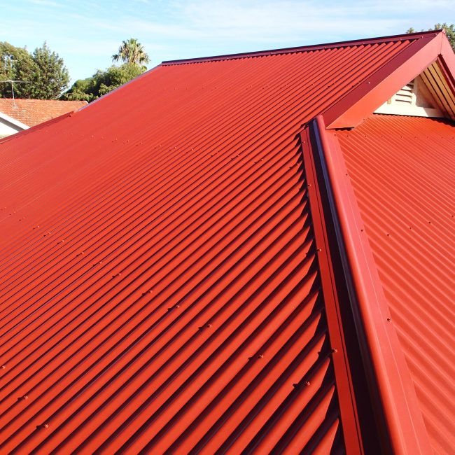 Red Roof Replacement