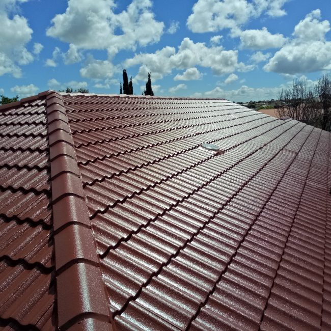 Roof Restoration - Tiled Roof Restoration - Roof & Render