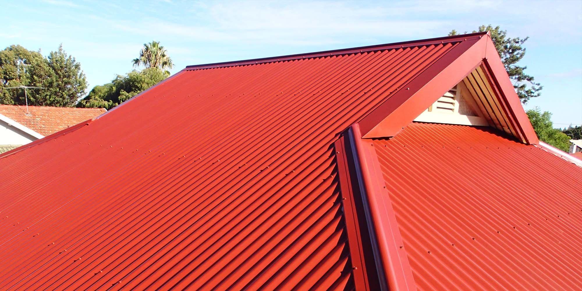 slider metal roof replacement